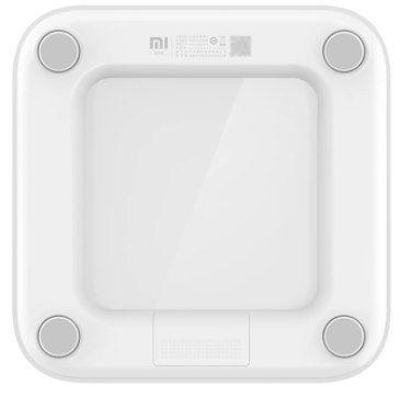 Xiaomi Mi Smart Scale 2   Personenwaage mit App Anbindung für 13,58€ (statt 18€)