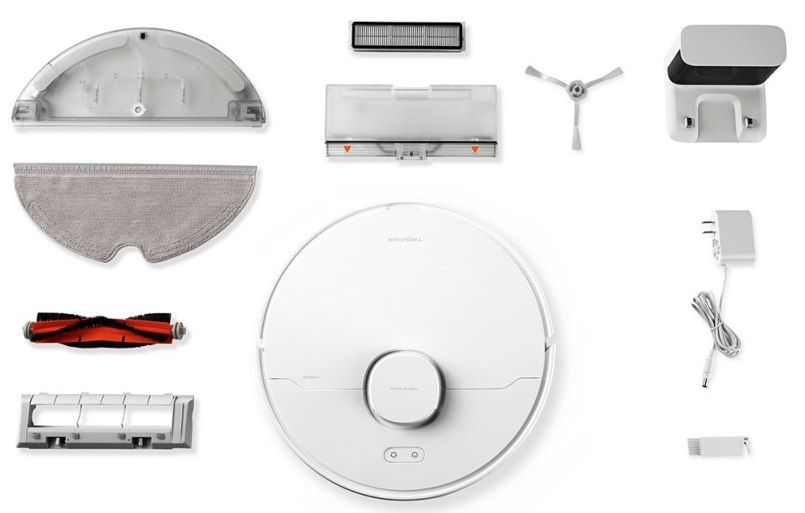 Xiaomi Dreame Trouver Finder LDS Saugroboter mit Wischfuntkion & 2000 Pa für 152,99€ (statt 199€)