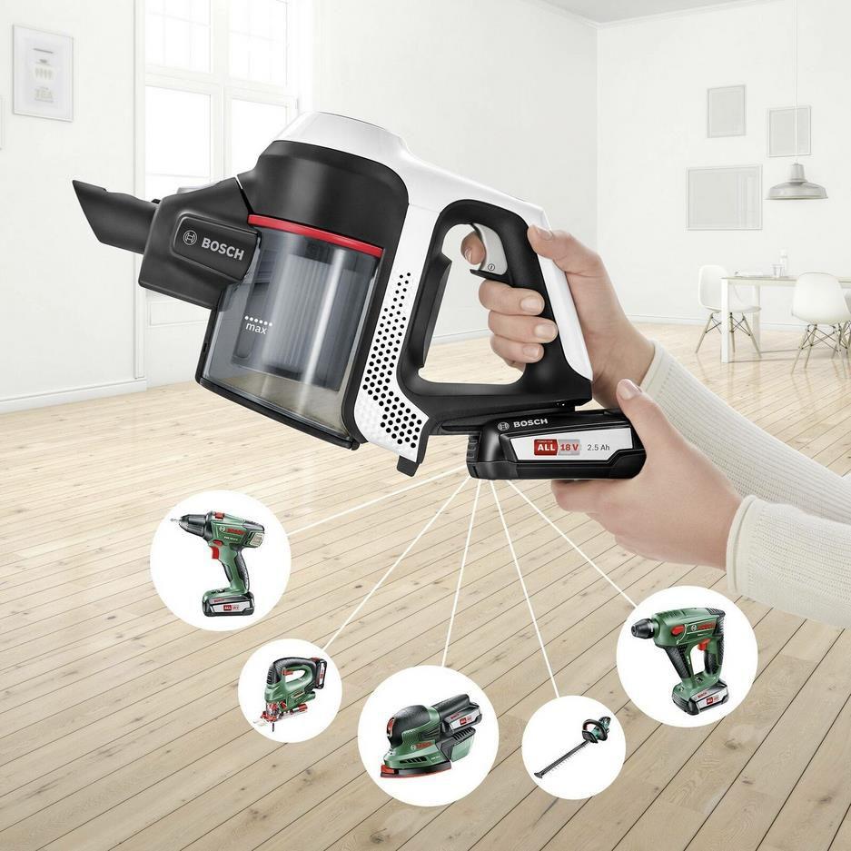 Bosch Unlimited Series 6 Akku Handstaubsauger inkl. Akku und Zubehör für 183,08€ (statt 200€)