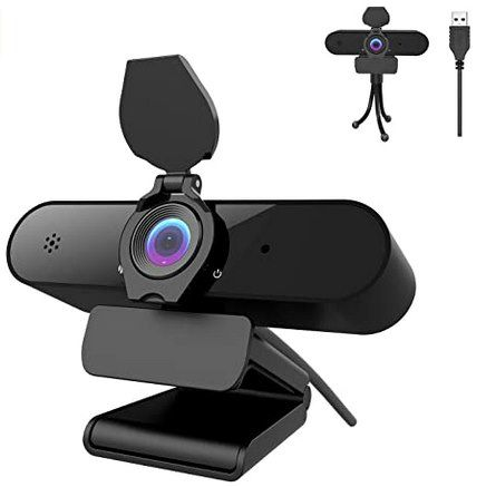 AceScreen 1440p Webcam mit 115° Weitwinkel für 12,80€ (statt 32€)
