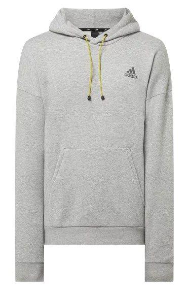Adidas Performance Hoodie in Grau für 29,99€ (statt 47€)