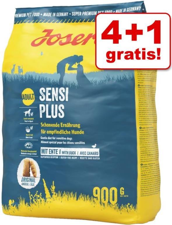 Josera Hundefutter   z.B. Lamm&Reis   3,6 kg + 900 g Gratis für 19,98€ (statt 24€)