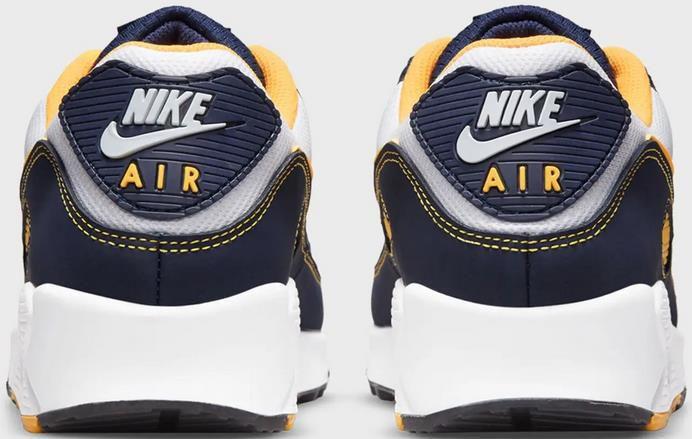 Nike Air Max 90 in Blau / Weiß für 104,99€ (statt 139€)