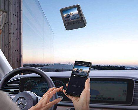 Apeman C 580   1080p WiFi Dashcam mit 170° Weitwinkel für 59,99€ (statt 100€)