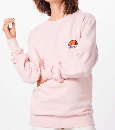 ellesse Damen Sweatshirt Haverford in Rosa für 14,90€ (statt 34€)   XXS bis XL