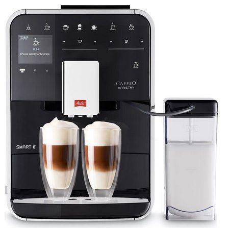 Melitta Caffeo Barista T Smart F830 102 Kaffeevollautomat mit Milchbehälter & App Steuerung für 619€ (statt 699€)