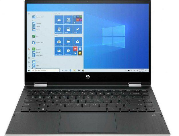 HP Pavilion x360 14 (2020)   14 Zoll FHD Notebook mit i5, 8GB RAM & 256GB SSD für 499€ (statt 559€)