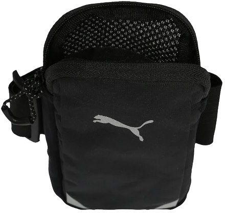 Puma Running Arm Pocket Armtasche in Schwarz für 8,34€ (statt 16€)