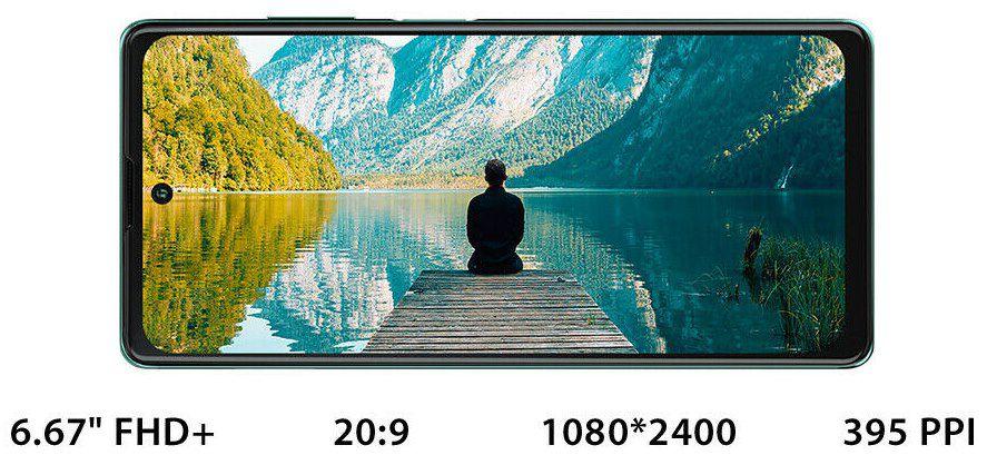Blackview A100 Smartphone mit Android11, NFC & 128GB für 149,99€ (statt 200€)