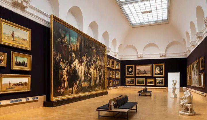 2 Tickets für Ausstellung nach Wahl in Hamburger Kunsthalle ab 18,52€ (statt 28€)   bis 12.09. einlösbar