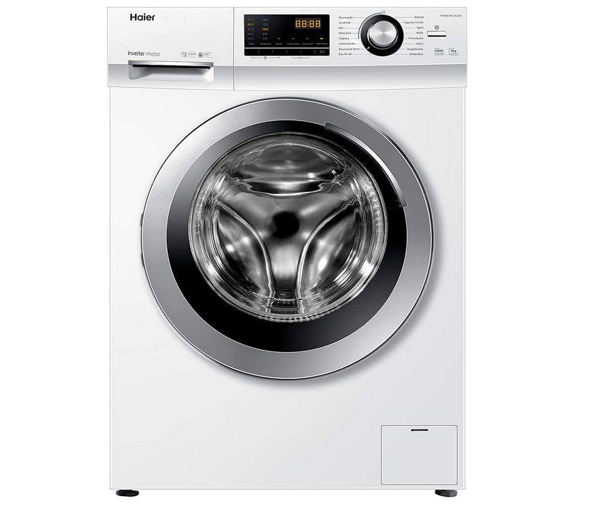 Haier HW80-BP14636N Waschmaschine 8kg für 329,90€ (statt 389€)