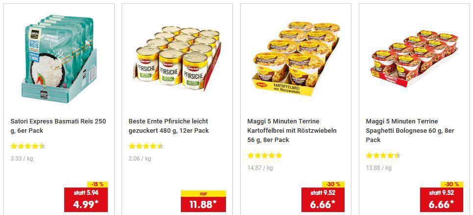 Netto Online   10% auf Lebensmittel und Drogerie ohne Mindestbestellwert VSK Frei ab 60€
