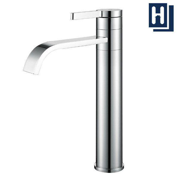 Homelody CZ419201 hoher 360° Wasserhahn für Aufsatzwaschbecken für 41,99€ (57€)