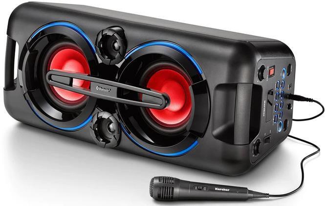Karcher PS 4460   Bluetooth Soundanlage für 99,99€ (statt 149€)