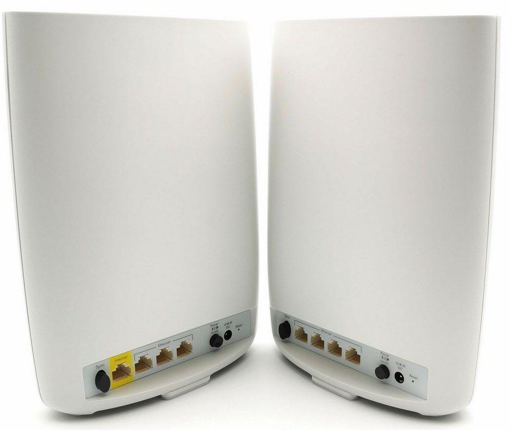 NETGEAR Orbi RBK50 Ultra WLAN System mit Mesh bis max. 3.000 MBit/s für 169€ (statt 255€)