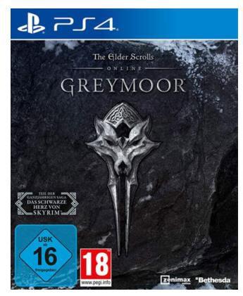 The Elder Scrolls Online: Greymoor (PS4, PC, Xbox one) für 17,94€ (statt 35€)