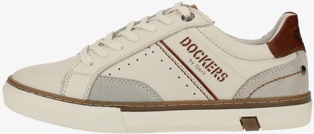 Dockers by Gerli Sneaker in Grau / Weiß für 27,93€ (statt 48€)