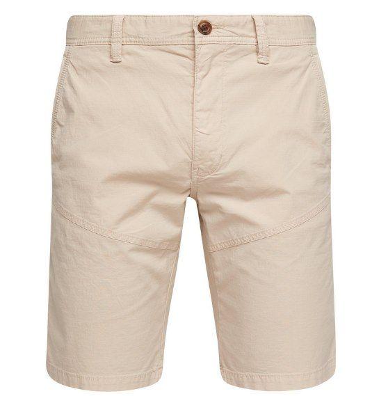 s.Oliver Bermuda Shorts Regular aus Baumwolle für 25,19€ (statt 40€)