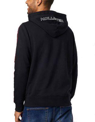 Hollister Hoodie in Schwarz für 17,96€ (statt 45€)