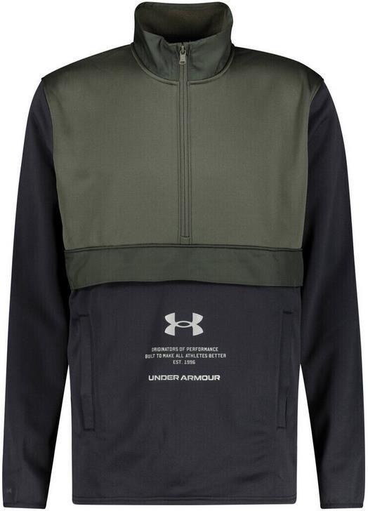 Under Armour   Fleece 1/2 Zip   Hoodie in zwei Farben für 35,99€ (statt 51€)
