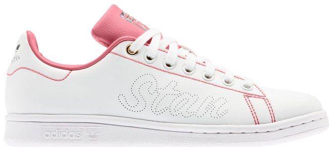 adidas Originals Stan Smith Damen Sneaker in Pink/Weiß für 39,99€ (statt 60€)