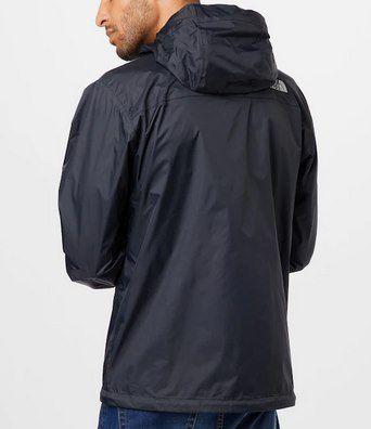 The North Face Mens Venture II Jacke in Schwarz für 55,60€ (statt 108€)
