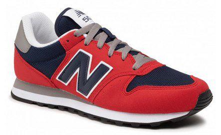 New Balance GM500TG1 Sneaker in Rot für 39,99€ (statt 58€)