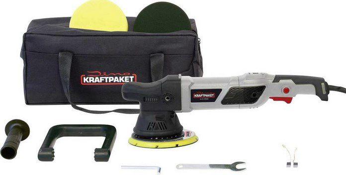 Dino KRAFTPAKET Exzenter 640230 Exzenterpoliermaschine für 99€ (statt 121€)