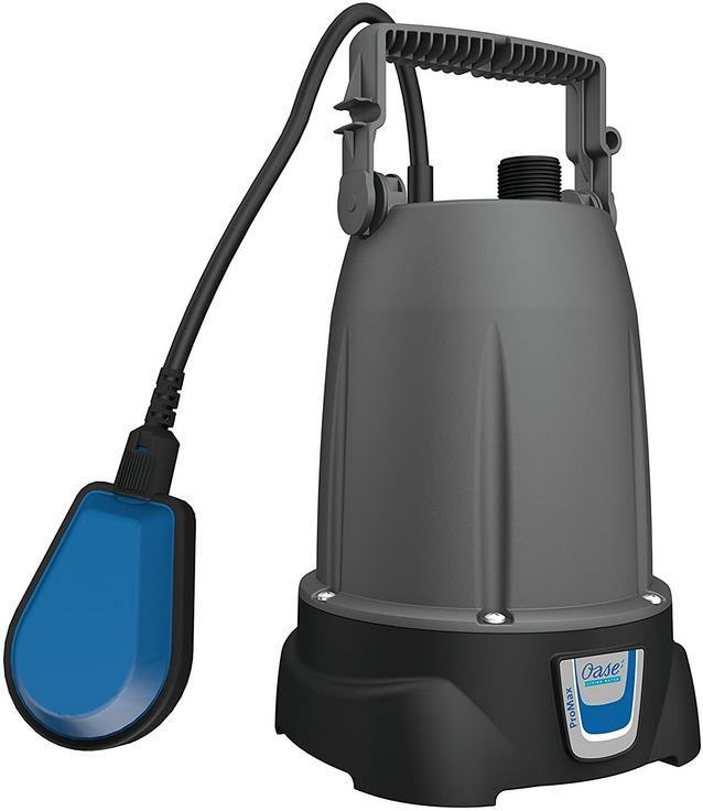 Oase 47750 ProMax Rain 4000   Kleine ergonomische Regenfasspumpe mit Filter für 37,20€ (statt 57€)