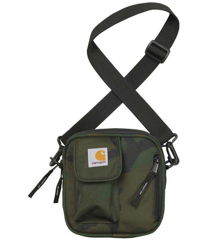 Carhartt WIP Essentials Small Umhängetasche in Camouflage für 27,30€ (statt 39€)