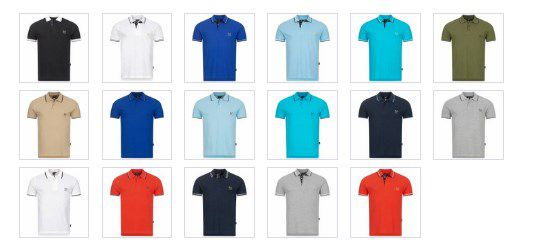 19V69 Versace Ricamo Retro Herren Polo Shirt ab 19,94€ (statt 35€)