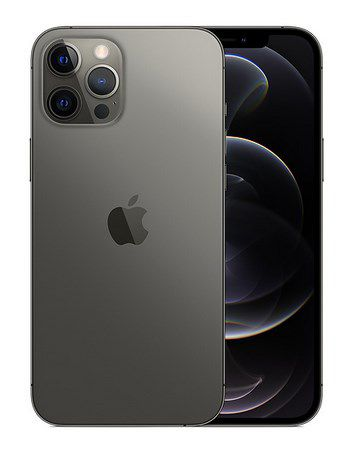 Apple iPhone 12 Pro (128 GB) Graphit + Ay Yildiz (o2) Allnet Flat mit 36GB LTE für 44,98€ mtl.