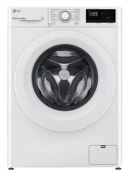 LG F14WM9EN0E Waschmaschine 9kg für 336,90€ (statt 400€)