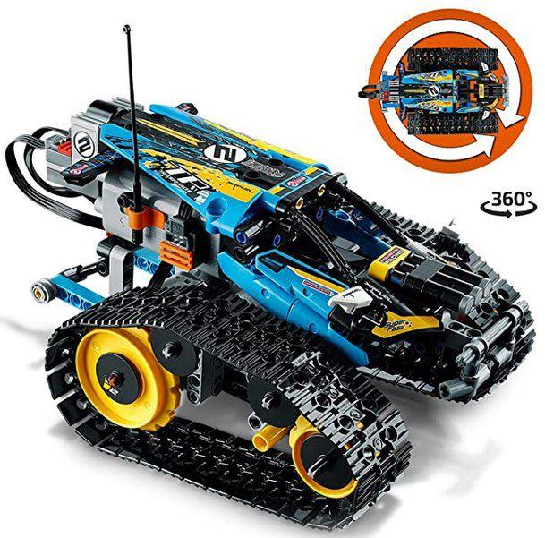 LEGO Technic 42095 Ferngesteuerter Stunt-Racer als Bausatz für 48,28€ (statt 60€)