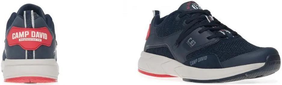 Camp David Sneaker in zwei Farben für 55,98€ (statt 70€)