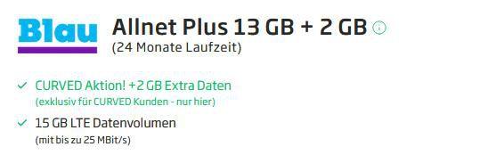 Huawei P40 Lite + Watch 3 LTE + FreeBuds Pro für 25€ mit Blau.de O2 Allnet Flat mit 15GB LTE für 25,99€ mtl.
