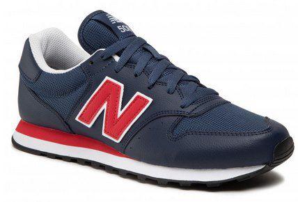 New Balance GM500TC1 Sneaker in Dunkelblau für 39,95€ (statt 46€)