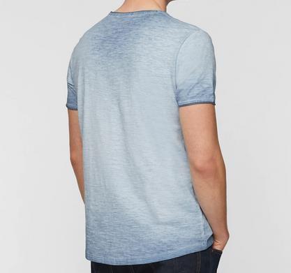 s.Oliver T Shirt in Hellblau für knallharte 5€ (statt 14€)