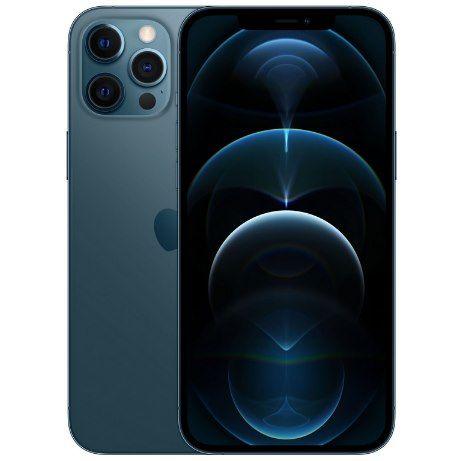 Apple iPhone 12 Pro Max mit 256GB in Pazifikblau für 1.069€ (statt 1.135€)