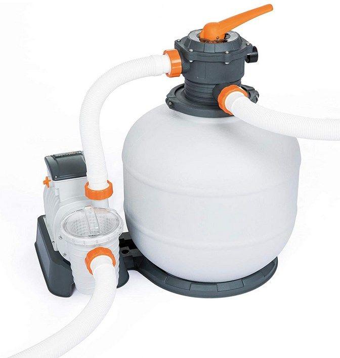 Bestway Flowclear Pool Sandfilteranlage (8.327 l/h) für 137,58€ (statt 195€)