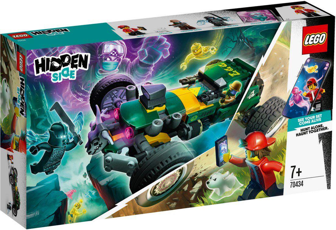 LEGO 70434 Hidden Side Übernatürlicher Rennwagen für 19,99€ (statt 35€)   Prime