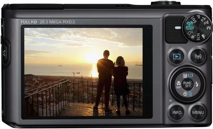 Canon PowerShot SX720 HS + Canon Tasche Gratis für 199€ (statt 269€)