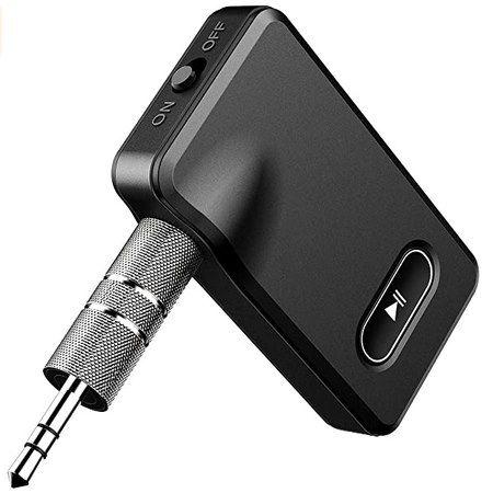 MW Audio NY BH129D Bluetooth 5.0 Aux Adapter für 5,99€ (statt 13€)   Prime