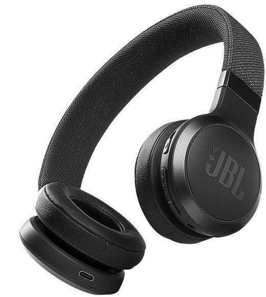 JBL LIVE 460NC On-Ear Bluetooth-Kopfhörer für 79,90€ (statt 98€)