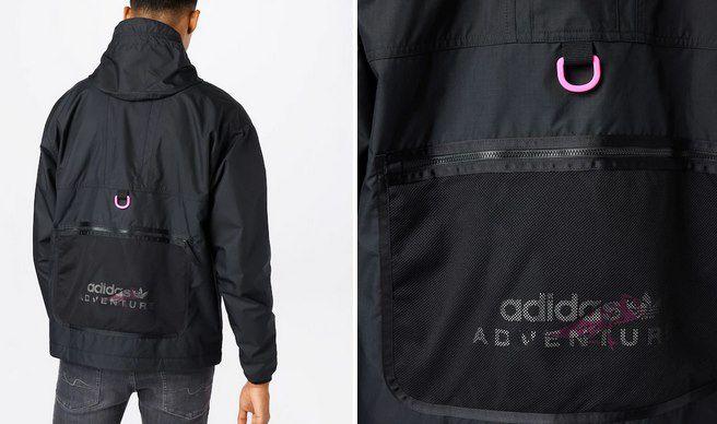 Restposten: adidas ADV Mesh Woven Windbreaker für 57,90€ (statt 72€)