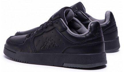 Kappa Albi 242915 Sneaker in Schwarz für 22,10€ (statt 33€)
