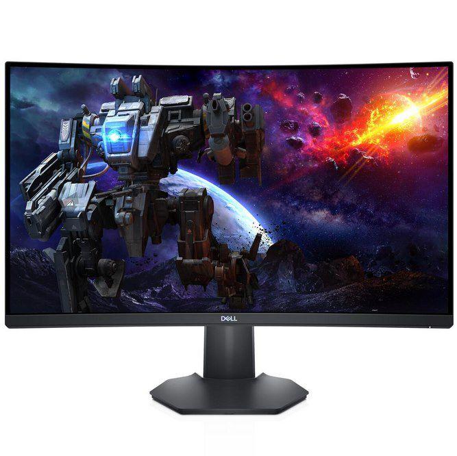 Dell S2722DGM Curved 27 Zoll Gaming Monitor mit 2560 x 1440 & 165Hz für 264,90€ (statt 300)