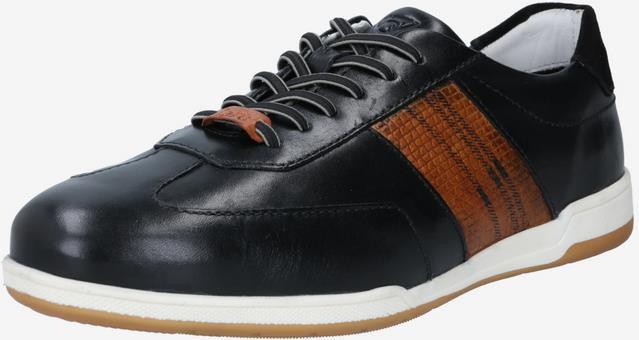 Bugatti Herren Sneaker Lace Up in schwarz für 22,87€ (statt 65€)