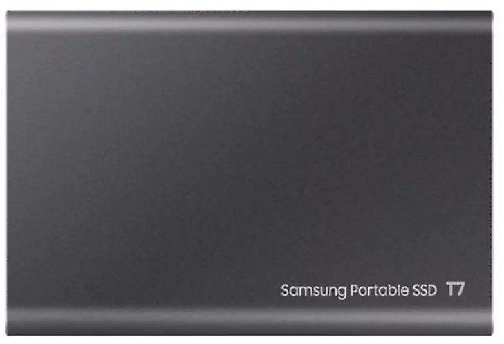 Samsung T7 Portable SSD 500GB für 71,99€ (statt 80€)