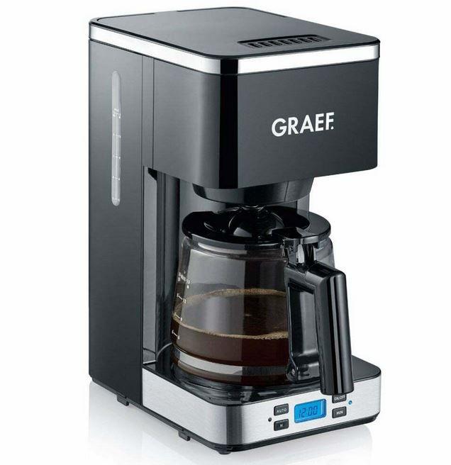 GRAEF FK502 Filterkaffeemaschine für 37,99€ (statt 54€)